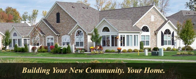 Building Your Community. Your Home. The Villas at Easthampton.