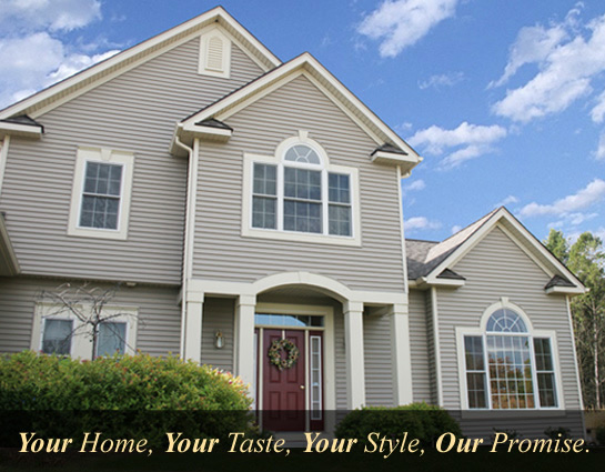 Your Home, Your Taste, Your Style, Our Promise.
